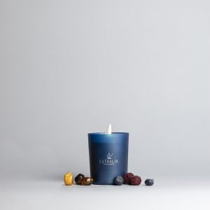 CANDELE PROFUMATE AMBIENTE JASMINE AND BLUES