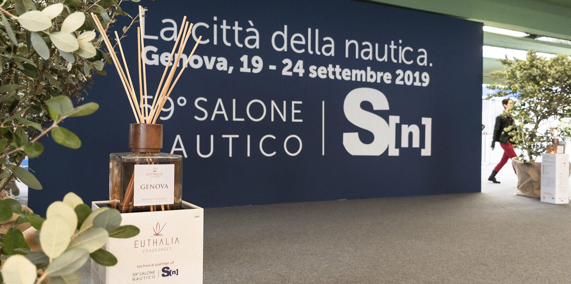 Immagine entrata Diffusori Ambiente al Salone Nautico di Genova
