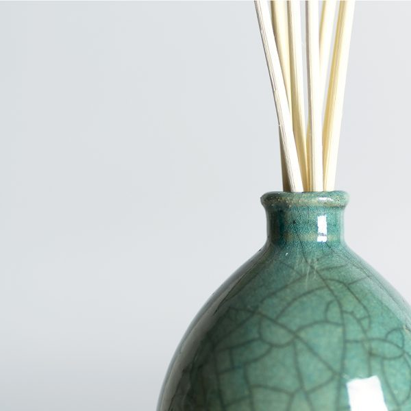 Raku Teal_Detail Limited Edition