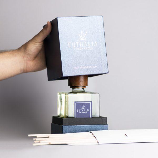 ambre-noir-diffusore-a-bastoncini-packaging-euthalia-fragrances